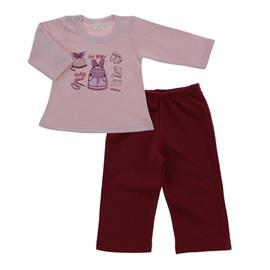 Conjunto de Moleton Baby Girl 8793