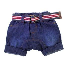 Bermuda de Bebê Saruel em Jeans 8575