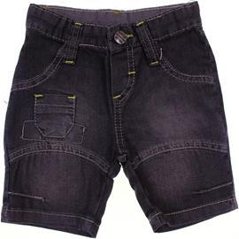 Bermuda Jeans para Bebe - Menino - Smoby Baby - cod 6754