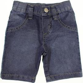 Bermuda Jeans para Bebe - Menino - Din Don - cod. 6752