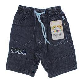 Bermuda Jeans para Bebe Sailor