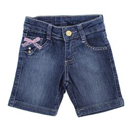 Bermuda Jeans Meia Coxa Infantil cod.8367