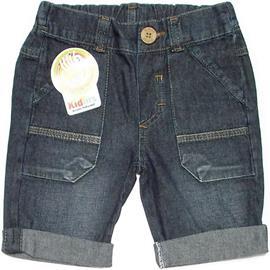 Bermuda Jeans com Barra Virada - Cod. 4866
