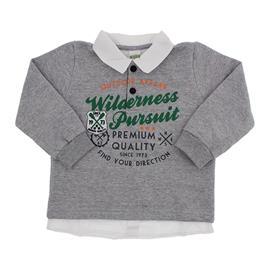 Blusa de Moleton Infantil Winderness