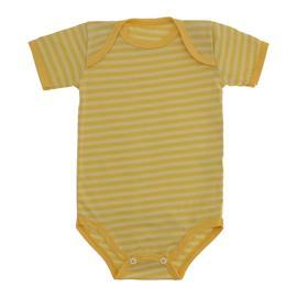 Body de Bebê de Malha Lapuko