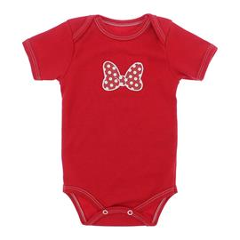 Body de Beb� Manga Curta Estampado 9807