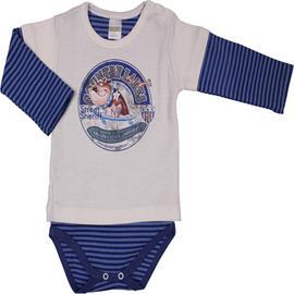 Body de Bebê Manga Longa 6359