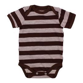 Body de Bebê Prematuro Listrado Lapuko