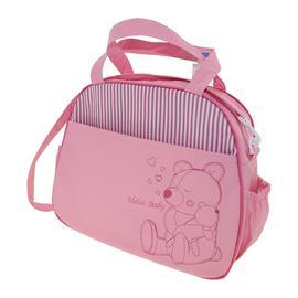 Bolsa de Beb� Pequena Urso Feliz 9781