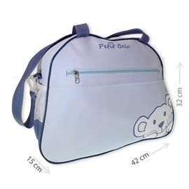 Bolsa Maternidade Azul Datoka 7459