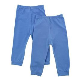 Calças de Bebê Menino Kit 2 Peças 9835
