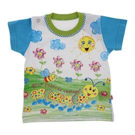 Camiseta Beb� Estampada Centop�ia - 8974