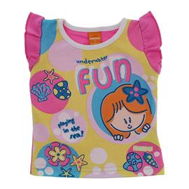 Camiseta Beb� Fun 8972