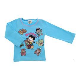 Camiseta Infantil Manga Longa - Brandili - cod. 7994