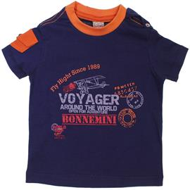 Camiseta de Bebê Menino Bonnemini