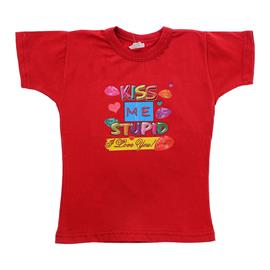 Camiseta Infantil Manga Curta Menina - cod. 8027