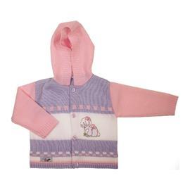 Casaco de Lã com Capuz Menina 7104