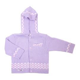 Casaco de Lã Listrado Menina 7102