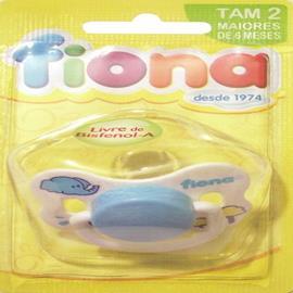 Chupeta Fiona Bico Tradicional 3486