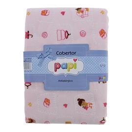 Cobertor de Beb� Antial�rgico para Meninas 9752