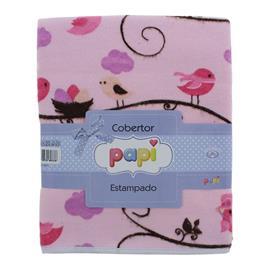 Cobertor Estampado Menina - 8856