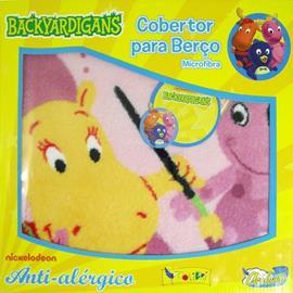 Cobertor para Berço Backyardigans 5453