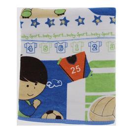 Cobertor para Beb� Estampado Menino  8855