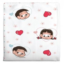 Cobertor de Bebê Chico Bento Baby