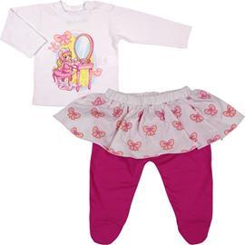 Conjunto de Beb� Cal�a e Camiseta Penelope Charmosa 5746