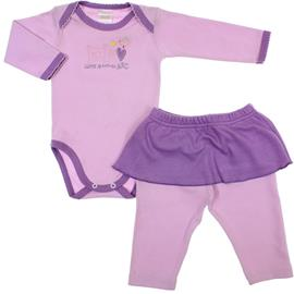 Conjunto de Body e Calça Saia Best Club - Cod. 6308