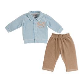 Conjunto de Plush Infantil Masculino Zigmundi - Cod. 7275