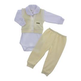 Conjunto Pag�o Para Beb� Unissex 9015