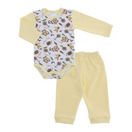 Conjunto para Bebê de Body e Calça