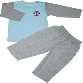 Conjunto de Calça de Moleton com Camiseta 5620