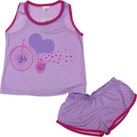 Pijama Infantil de Verão Francyella
