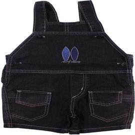 Enxoval de Bebe - Jardineira Jeans - cod.5579