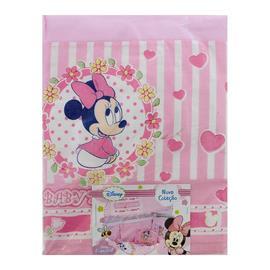 Jogo de Lençol Americano Minnie Baby Disney 8205