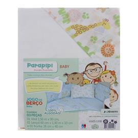 Len�ol para Ber�o Baby 3 Pe�as 8798