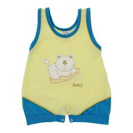 Macac�o Curto Beb� Surf Baby - 9822