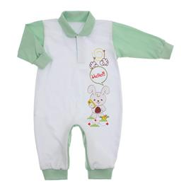 Macacão de Bebê Menino Lapuko