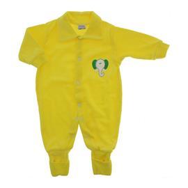 Macac�o de Plush Amarelo 8956