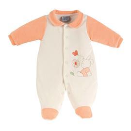 Macacão de Plush Bebê Borboleta Zig Mundi - Cód. 7306