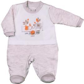 Macacão Longo de Bebê Zig Mundi 6624