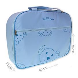 Mala Maternidade Azul 7397