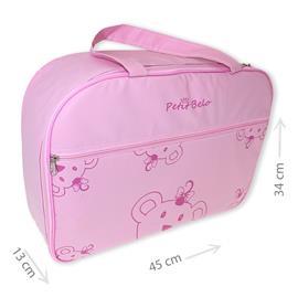 Mala Maternidade Rosa 7396