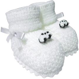 Pantufa de Bebe Bota Carrinho 3311