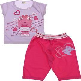 Pijama Infantil - Menina - Sapinha - cod. 6003