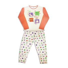Pijama Feminino Manga Longa Sweet Night - 7800