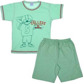 Pijama Infantil de Verão Chacabru 6072