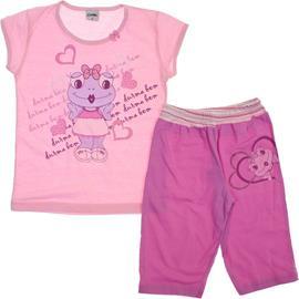 Pijama Infantil Menina Chacabrú